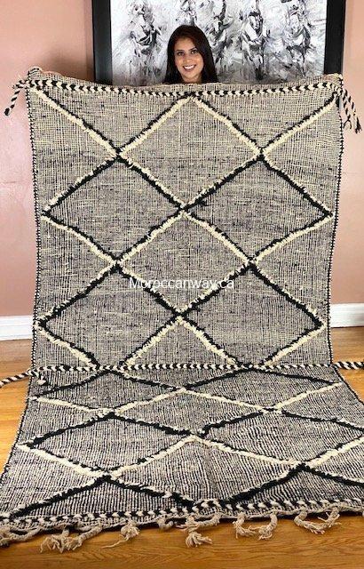 Zanafi Moroccan rug