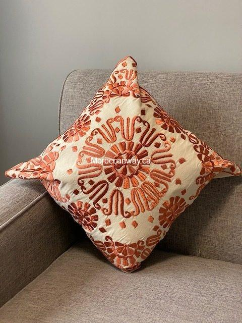 pillow cinnamon