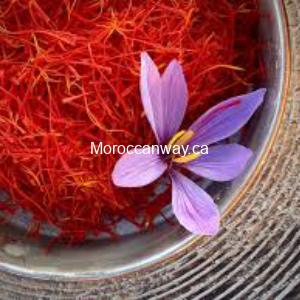 Authentic Moroccan Saffron