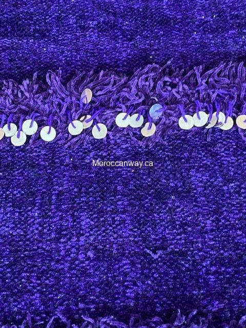 purple handira