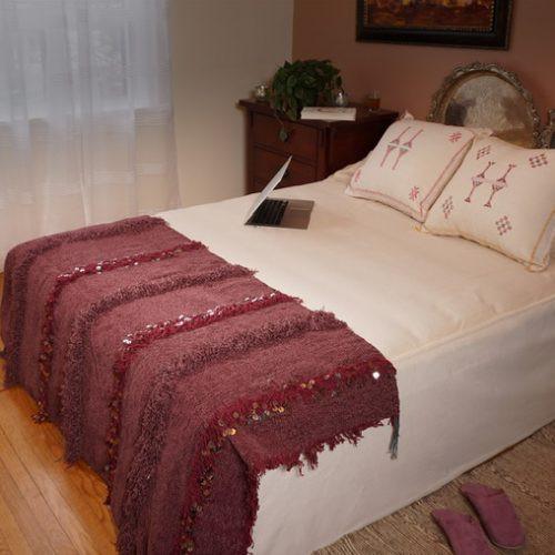 Pink Handira blanket